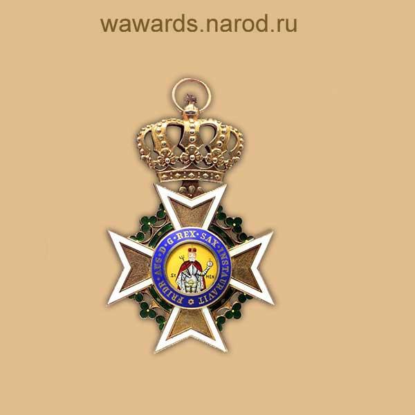 герб саксонии
